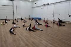 Warsztaty z gimnastyki artystycznej